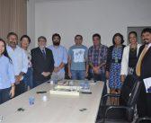 Câmara recebe visita da Direção da UNAMA Unidade Castanhal