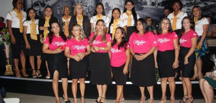 Câmara Municipal realiza Sessão Solene para entrega de título honorífico Mulher Perfil