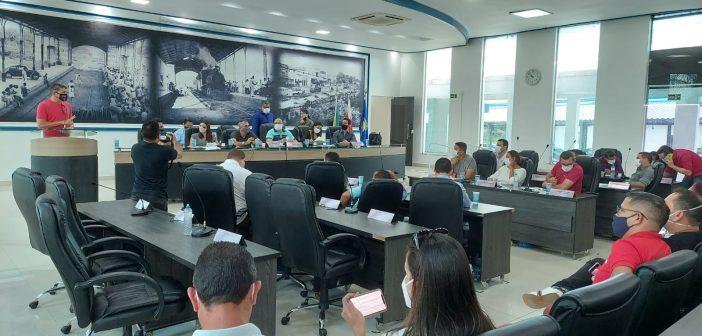 Câmara realizou reunião para debater Projeto de Lei complementar para alterações nos descontos previdenciários do IPMC